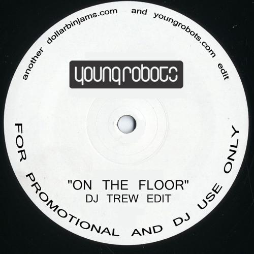 Tony Cook - On The Floor (TREWs Slow Burn Dub)