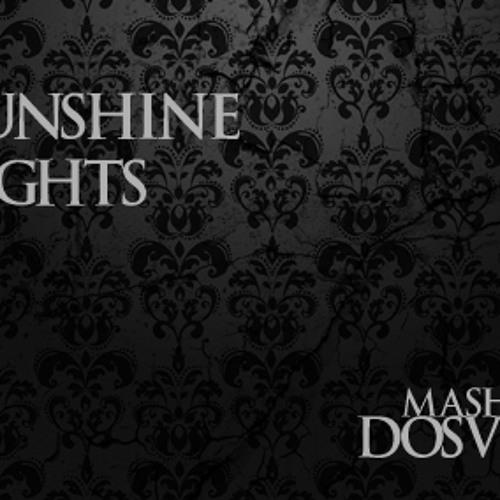 "Ellie Goulding vs Avicii & David Guetta (DOSVEC Mashup) ""Sunshine Lights"""