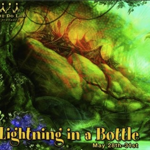 Nick Warren Live Mix @ Lightning in a Bottle Festival 2011 : Free Download!