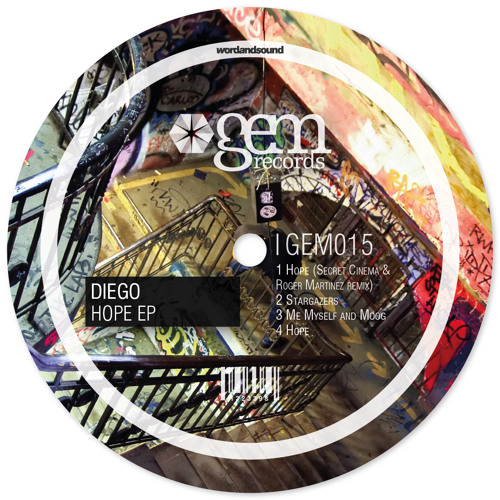 Diego - HOPE (Original Mix) | GEM015 Out August 22nd