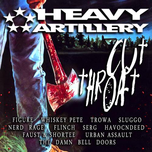 Figure & Whiskey Pete - Cut Throat (The Damn Bell Doors Remix)