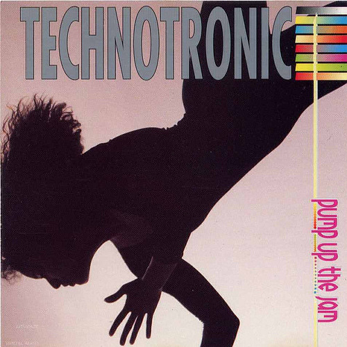 Technotronic - Pump Up The Jam (Andrei's Just Made My Day Rework)