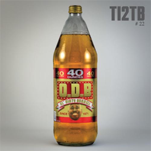 40 Bounce TI2TB CD vol 22 - 13/8/11 - DJ HUDGE set
