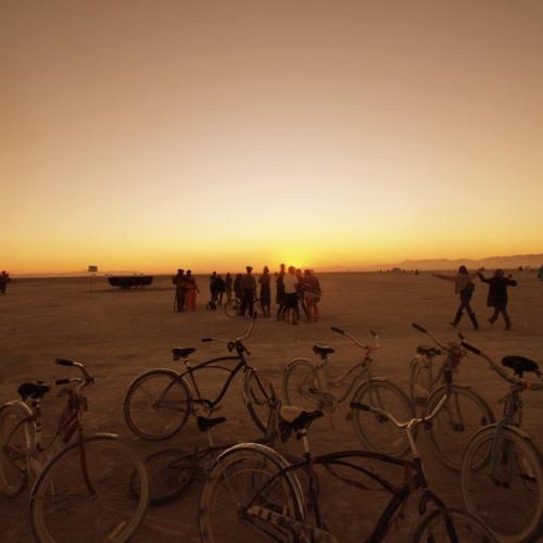 Burning Man Sunrise Mix 2011 - Ollie Mundy