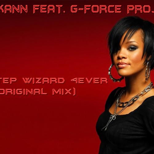 Hilt Kann Feat. G-Force Project - FreeStep Wizard 4Ever (Original Mix)