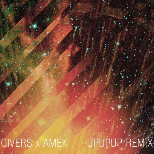 Givers - Up Up Up  (Amek Instrumental Remix)