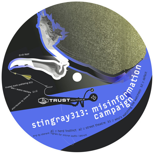 stingray313 - misinformation campaign [TRUST20 | preview]