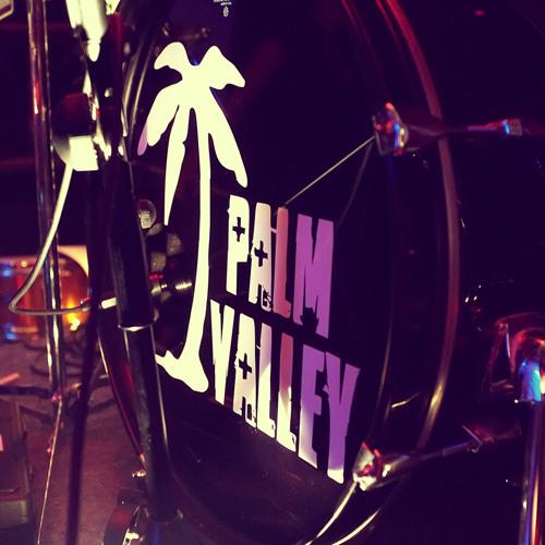 Palm Valley - Neuer Song ohne Text (H4n Mitschnitt)