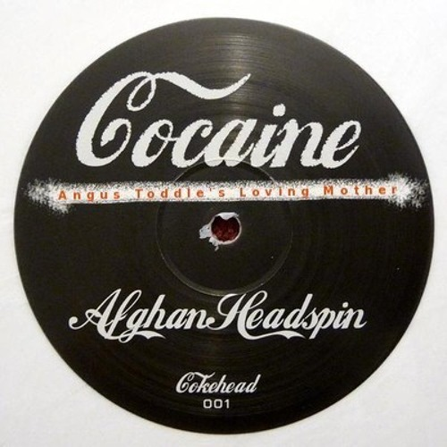 Afghan Headspin - Cocaine (RAUPE Remix) [free DL]