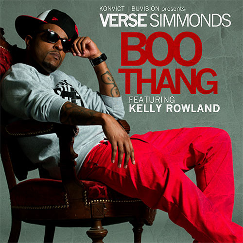 Verse Simmonds Ft. Kelly Rowland | Boo Thang