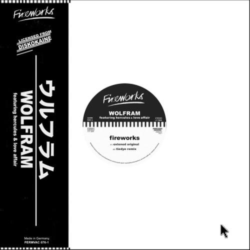 Wolfram feat Hercules & Love Affair - Fireworks (Axel Boman remix) - Permanent Vacation
