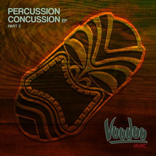 Morphy & Ges E - Desert Dub (Percussion Concussion EP Part 2) OUT NOW!