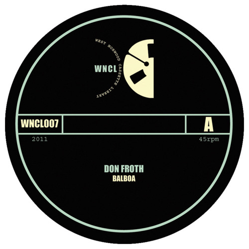WNCL007A: DON FROTH_Balboa