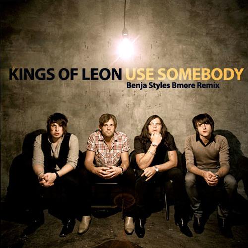 Kings of Leon - Use Somebody  ( Eric Prydz Remix )