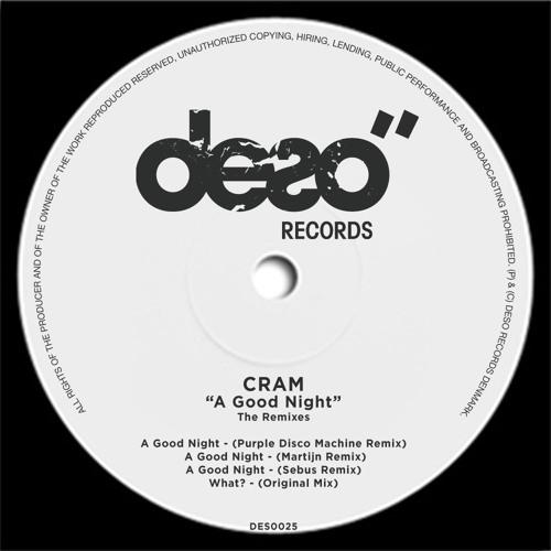 CRAM - A Good Night EP (The Remixes)
