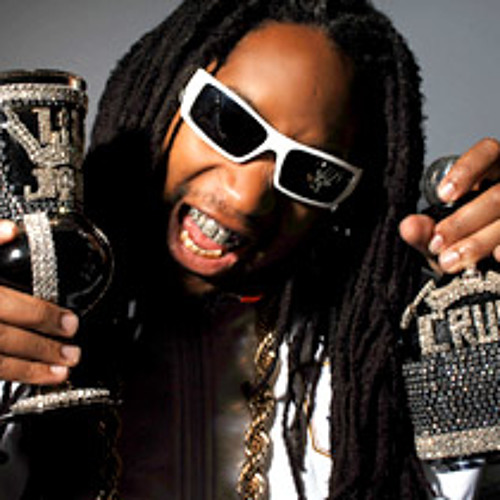 Lil Jon is an angry fellow