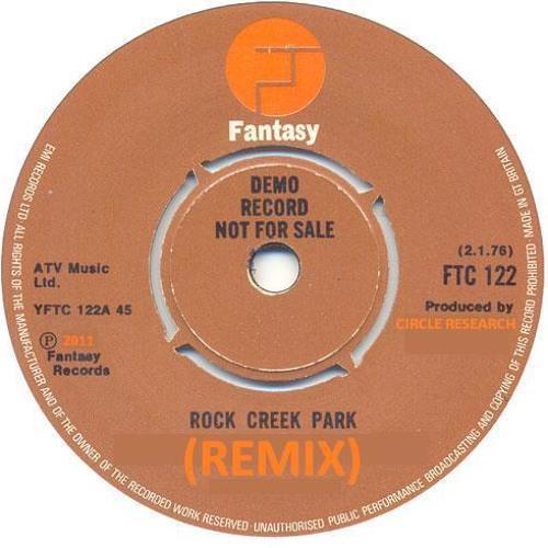 Rock Creek Park - CIRCLE RESEARCH remix