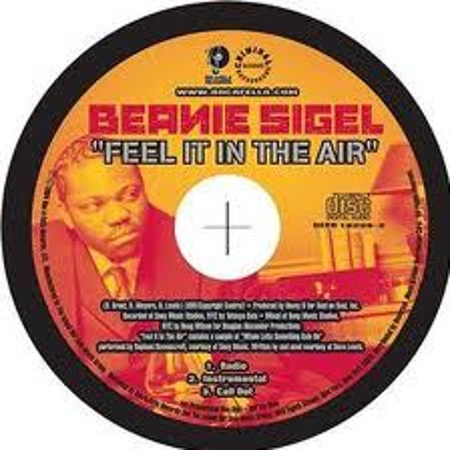 Beanie Sigel  (Instrumental) - Feel It In The Air (beat)