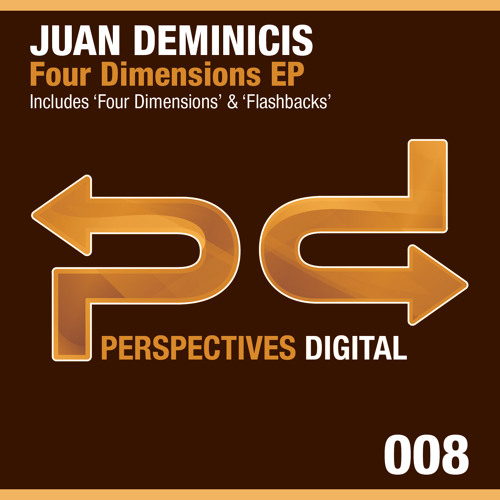 [PSDI 008] Juan Deminicis - Four Dimensions (Original Mix) - [Perspectives Digital]