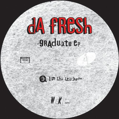 Da Fresh - Sad Funk (Weaked Records)
