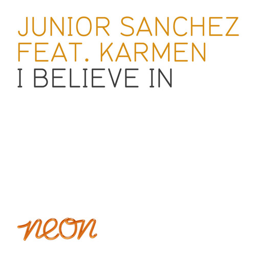 Junior Sanchez feat. Karmen - I Believe In (Swanky Tunes Remix) **PREVIEW**