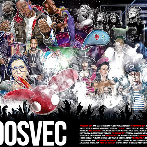 "DOSVEC ""DIFF"" DubStep MashUp Mix Album"