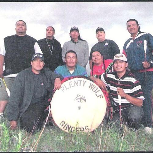 The Plenty Wolf Singers