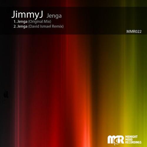 JimmyJ-Jenga David Ismael Remix (Out Now)