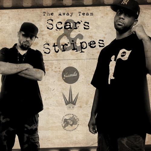 "The Away Team ""Scars & Stripes"""