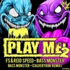 Calvertron- Bass Monster ( JD Est3veS Remix) free download