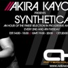 Akira Kayosa - Synthetica 050 23rd August 2011