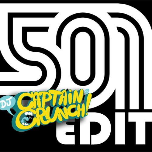 Black & Blue (Captain Crunch Edit) - 501 (NEVER SAY DIE 501 ROUTINE)