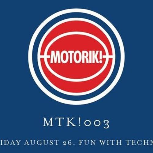 The Kat's Motorik Mix