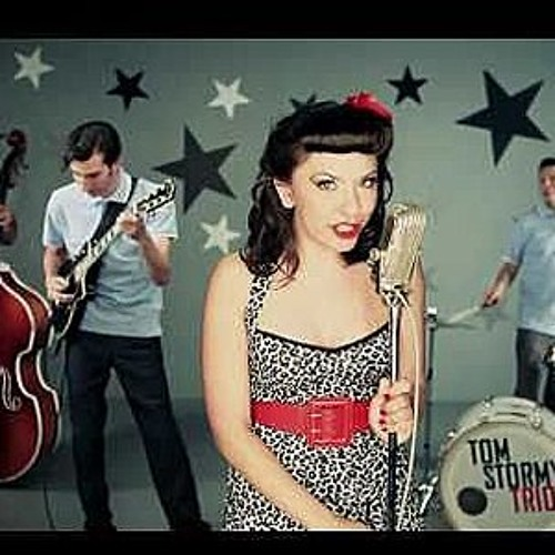 Tom Stormy Trio feat. Rhythm Sophie - Rockabilly Rhythm