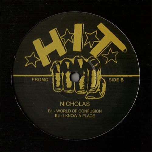 "NMH014 - Nicholas - ""I Know A Place"""
