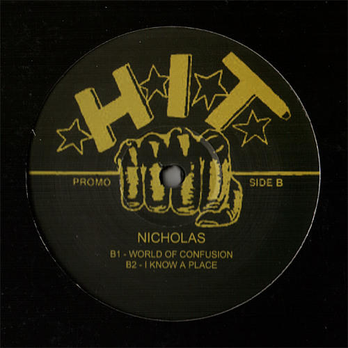 """NMH014 - Nicholas - """"World Of Confusion"""""""