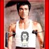 Bruce Lee sings