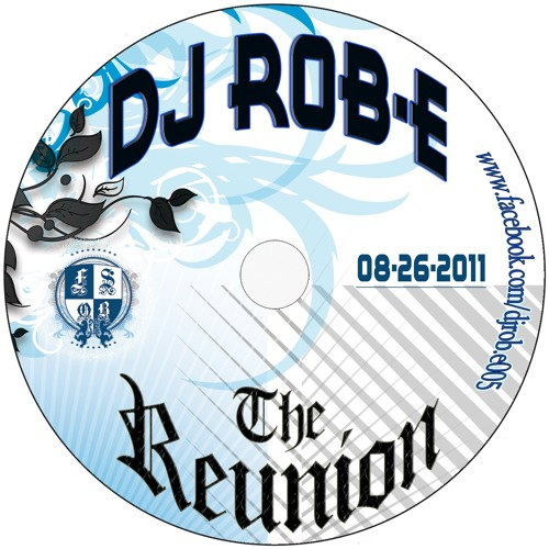 The Official Reunion Old Skool Mix - 2011