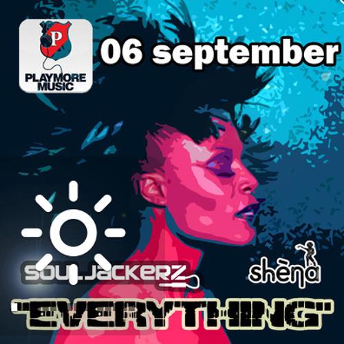 Souljackerz feat. Shena - Everything (Rescue Disco remix)