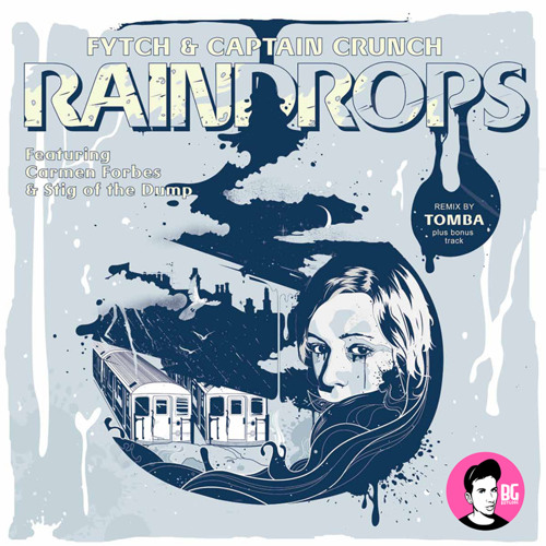 Rain Drops (Original Mix) Ft. Carmen F