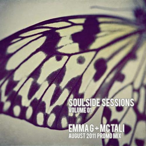 Soulside Sessions Volume 01 By DJ Emma G + MC Tali