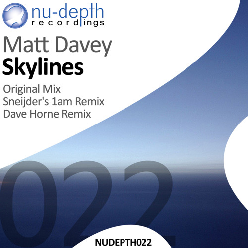 Matt Davey - Skylines