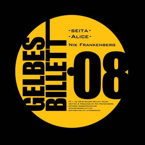 Nik Frankenberg | Seita | Gelbes Billett Musik 008