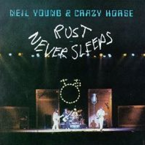 """""""Powderfinger"""" -  Neil Young and Crazy Horse (vinyl)"""