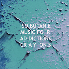 Isobutane - Music For Addiction (EXTB020 / Music For Addiction/Crayons SP)
