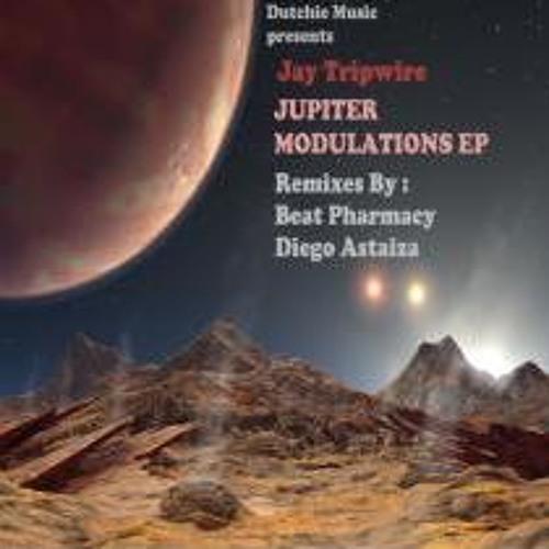 """Jay Tripware """"jupiter modulations"""" Diego Astaiza remix"""
