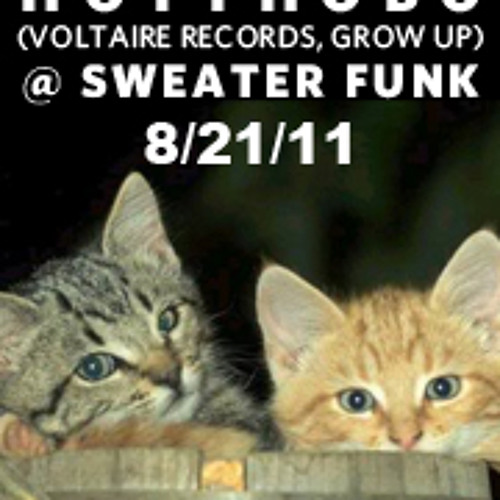Hotthobo Live @ Sweater Funk August 21st 2011