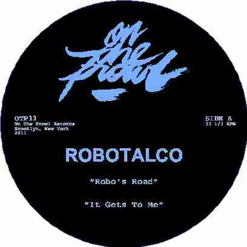 ROBOTALCO EP | ON THE PROWL | SNIPPET