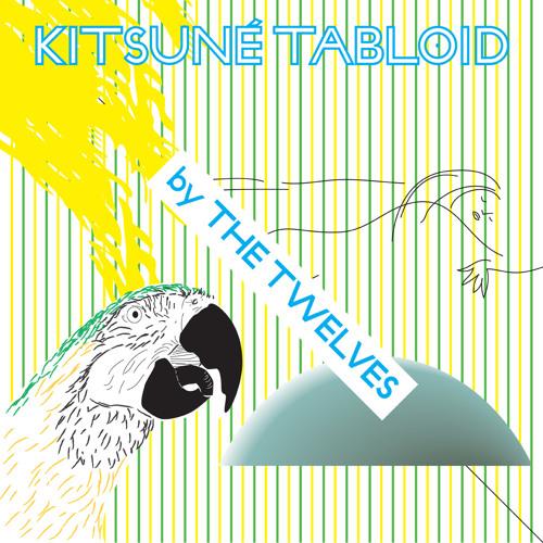 Kitsuné Tabloid by The Twelves - A side extract