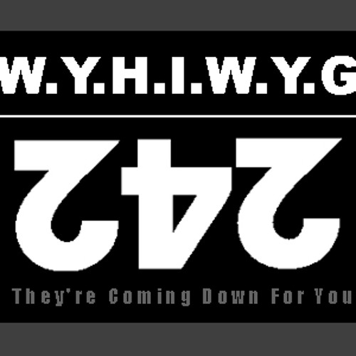 W.Y.H.I.W.Y.G. (Extract Short Version - Front 242 Tribute) by Ivo Draganac